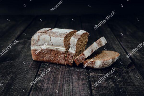 Фон для магазина свежеиспеченного хлеба