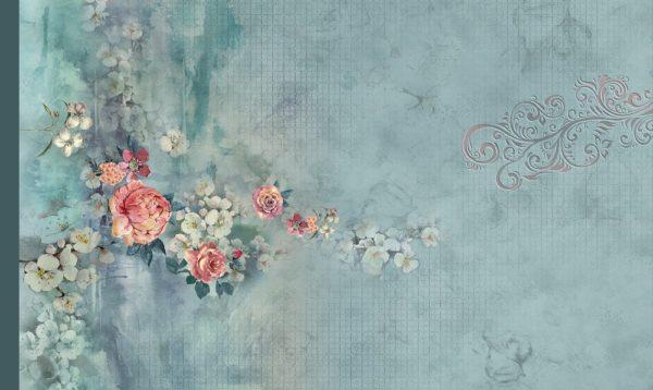 узор с цветами 1
