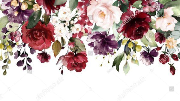 3д оранжевые розы