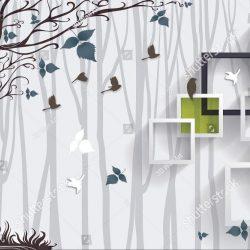 stock-photo--d-wallpapers-design-1367897501