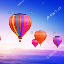 stock-photo-soar-hot-air-balloons-on-blue-sky-274975655